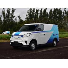 Camión mini bus de furgoneta eléctrica barata de largo alcance