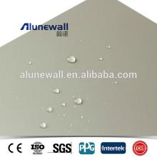 Panneaux composés en plastique en aluminium de Nano Pvdf d'utilisation extérieure imperméable