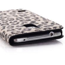 Роскошный PU кожаный бумажник флип Чехол стенд Чехол для Samsung Галактики S5 в i9600