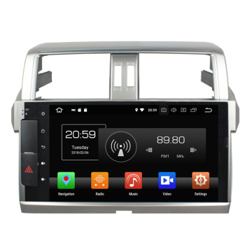 Toyota Prado 2014-2015 Car Audio Player