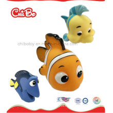Colorful Fish China Supplier Customized Plastic Vinyl Toy
