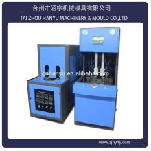 Machine de moulage par soufflage semi-automatique jusqu'à 2L / 2 carré à soufflerie par soufflage