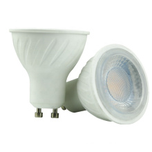 China golden supplier Ningbo siying high quality GU10 with lens 7W 8W led spotlight