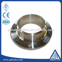 iso standard stainless steel weld neck flange