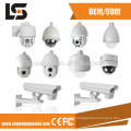 Large casting parts China customized high precision aluminum die casting cctv camera housing with world-class equipments