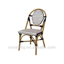 Luxury Durable Easy Cleaning fan-shaped rattan chair