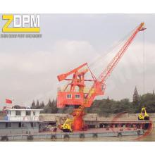 Grúa grúa/muelle flotante del puerto grúa grúa/elevador grúa/barcazas