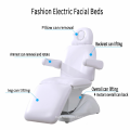 4 motors electric cosmetic beauty treatment bed facial chair massage couch spa facial Bed
