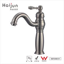 Haijun 2017 Novos produtos 0.1 ~ 1.6MPa Torneiras de lavatório de lavatório montadas no convés