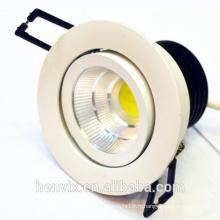 Créative haut de gamme led downlight fabricant de porcelaine