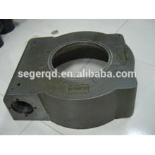 aplicación de construcción fundición de hierro