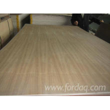 Straight Line/Rotary Golden Teak Fancy Plywood