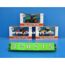 Brinquedo do brinquedo do metal Carro da exploração agrícola da roda (3 CORES) (320815)