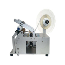 Hot Sale Manual Adhesive Labeling and coding Machine With Label from Factory