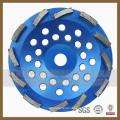 180mm Diamond Double Grinding Cup Wheel