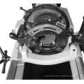 """220V 60HZ Rohreinfädelmaschine für Stahlrohr 1/4 """"-4"""""""
