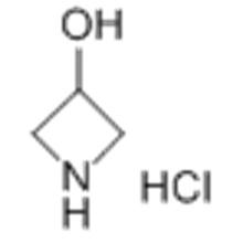 Hidrocloruro de 3-hidroxiacetidina CAS 18621-18-6