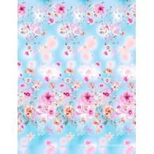 Tissu 100% polyester haute qualité pour drap