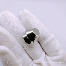 kundenspezifische kegelförmige Seltenerd-Industriemagnet