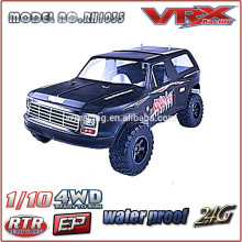 VRX Racing 1/10 rc scale Jeep,electric powered rc jeep ,remote control rc brushless car