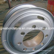 Steel Wheel for Truck, Truck Wheel, Tube Wheel (6.5-20 7.0-20)