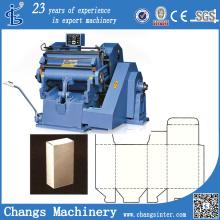 Precio de la máquina de la cortadora del tubo de madera del árbol de papel de la hoja de la serie de Ml