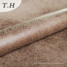 Copy Leather Farbic Suede Fabric