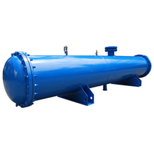 Shell and tube condenser