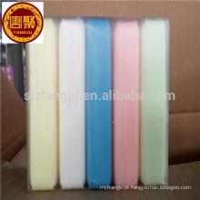 Barras de sabonete de sabonete barato tipo e sabonete em barra pequenas para lavar o pano