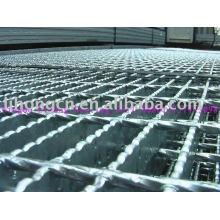 Stock grating , flat bar grating , steel grating panel , grating sheet