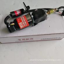 12v diesel engine solenoid valve