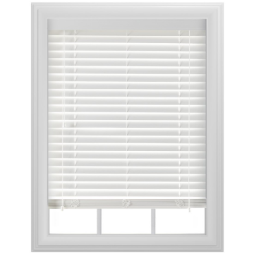 50MM Plain Fauxwood Venetian Blind