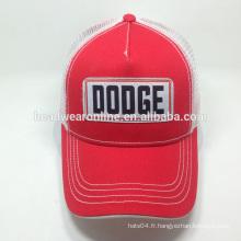 Custom Tous les couleurs Chapeaux Chapeaux Broderie Design Logo Running Cap