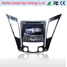 Lecteur DVD de voiture pour Hyundai Sonata avec navigation GPS