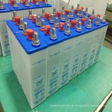 110 V Batterie Banken Nickel Cadmium GNC170ah für die Eisenbahn