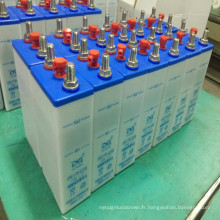 La batterie de 110v met le nickel-cadmium GNC170ah au nickel pour le chemin de fer