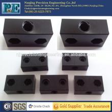 Tuerca de tornillo de plástico de inyección de calidad agradable de alta demanda personalizada