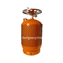 Hot Selling and High Quality Camping or Cooking 5kg LPG Gas Cylinder