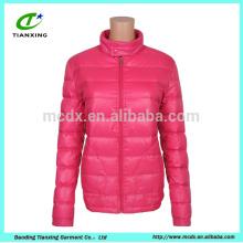 hot sale Custom pink ladies jacket