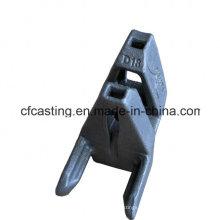 Lost Wax Casting Ledger Kopfteil mit Kohlenstoffstahl