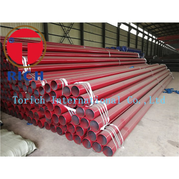 Seamless Carbon dan Molybdenum Alloy Boiler Tube