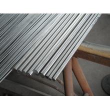 Barres et barres de tungstène forgées