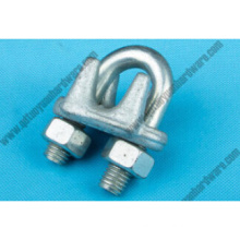 Rigging Hardware U. S. Type Wire Rope Clip Drop Forged Malleable Iron for Fastener