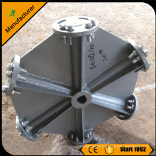Xinxiang JIAHUI 6 baldes aluminum cooling tower fan