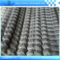 Chain Link Fencing Mesh Used in Garden