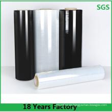 ISO 9100 y película plástica barata del estiramiento de la película PE PE Película plástica barata del estiramiento de la película PE ISO & SGS