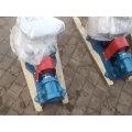 Comida pequeña de la bomba de engranajes de aceite 2CY / bomba de transferencia de aceite industrial