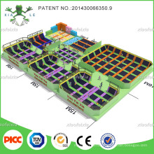 Popular High Quality Beds Trampoline for Indoor Trampoline