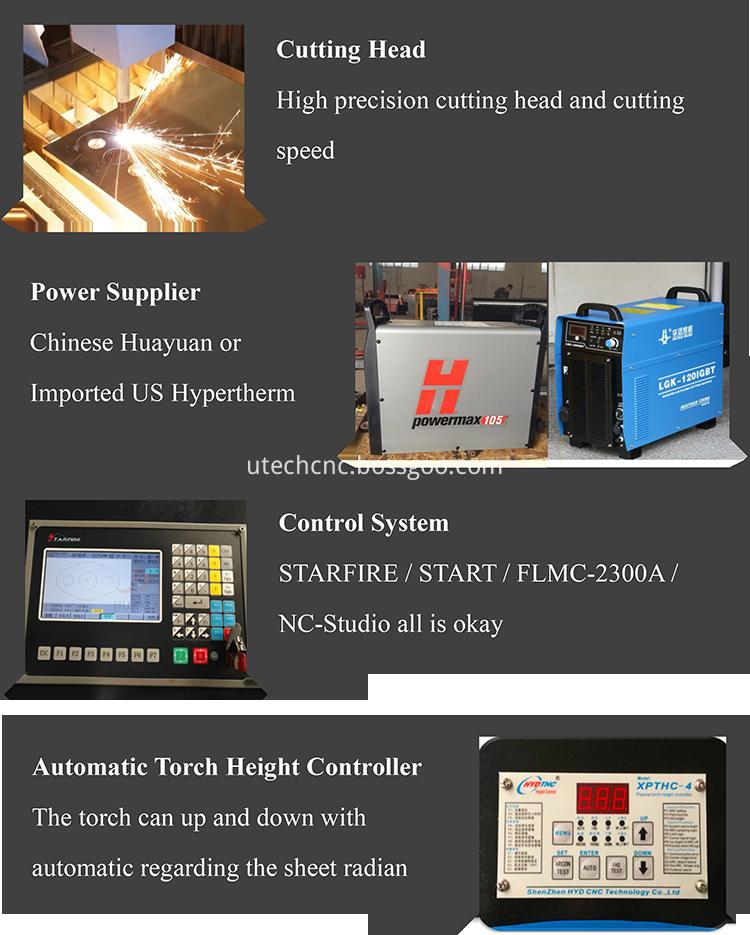 Plasma Cutting Machine-1