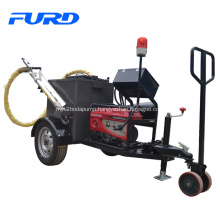 100L Trailer Mounted Asphalt Road Repair Sealing Machine